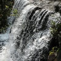 Kleiner Wasserfall im Grugapark