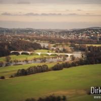 Burg Blankenstein Aussicht