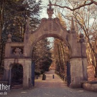 Schloss Landsberg Einfahrt