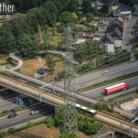 Aussicht vom Gasometer Oberhausen