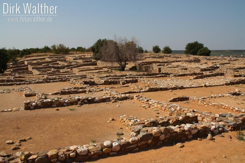 Ausgrabungsstätte Olynthos