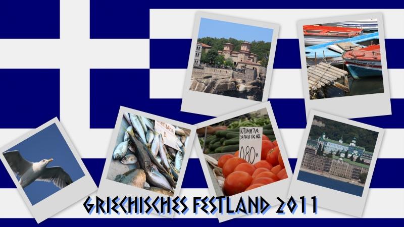 Griechisches Festland 2011