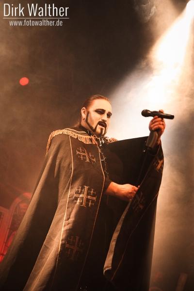 Powerwolf @ Power Of Metal 2011