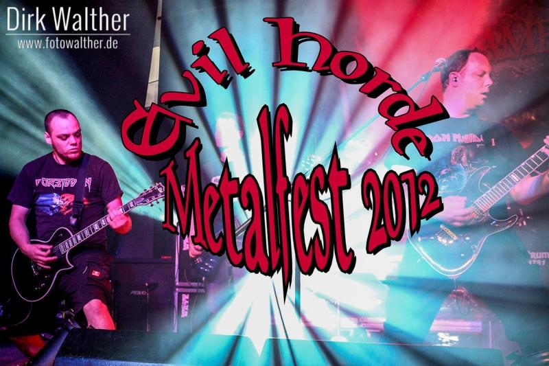 Evil Horde Metalfest 2012