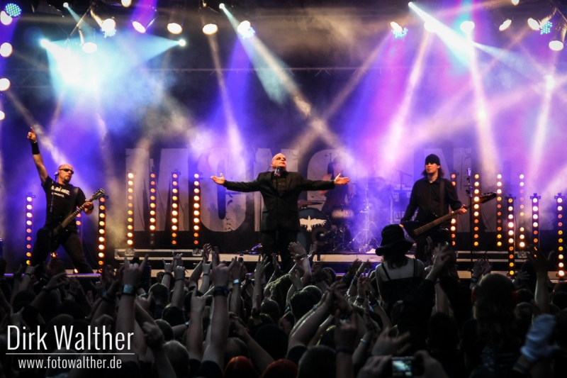 Castle Rock 2012 - Tag 1