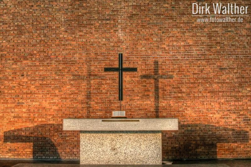 Christuskirche Altar