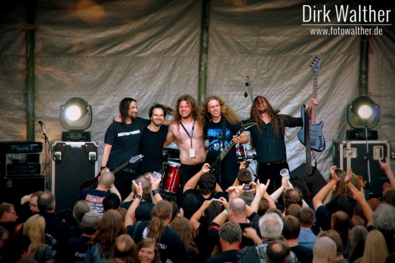 Steel Meets Steel Festival 2012