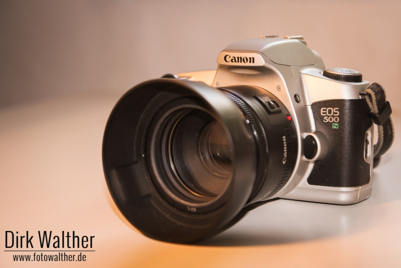 Canon EOS 500N 50mm 1,8