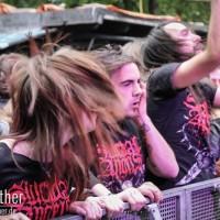 Fans von Suicidal Angels