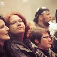 Fans beim Auftritt von Cain