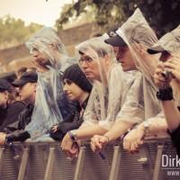 Fans beim Auftritt von Eisenherz