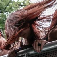Headbangen bei Ensiferum