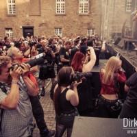 Fotografen bei Letzte Instanz