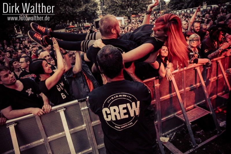 Nord Open Air 2014 - Tag 2