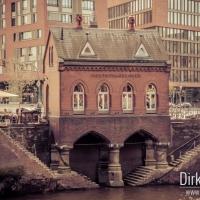 Speicherstadt Hamburg - Fleetschloesschen