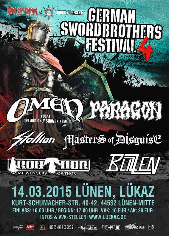 German Swordbrothers Festival 4