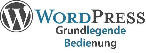 Wordpress Grundlegende Bedienung