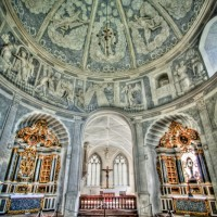 Festung Marienberg Kapelle