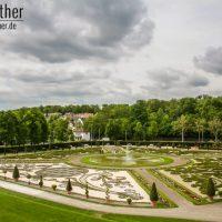 Schloss Ludwigsburg Parkanlage