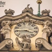 Schloss Ludwigsburg Uhr