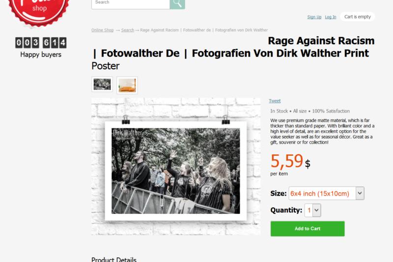 Wallpart.com - Einblendung eines urheberrechtlich geschützten Bildes