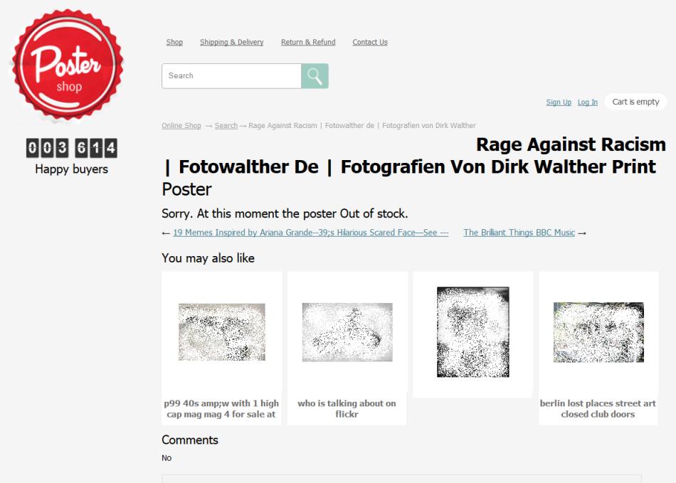 Wallpart.com - Anzeigen von Fotos mittels htaccess verbieten