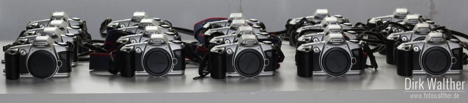 Canon EOS 500N Kameras