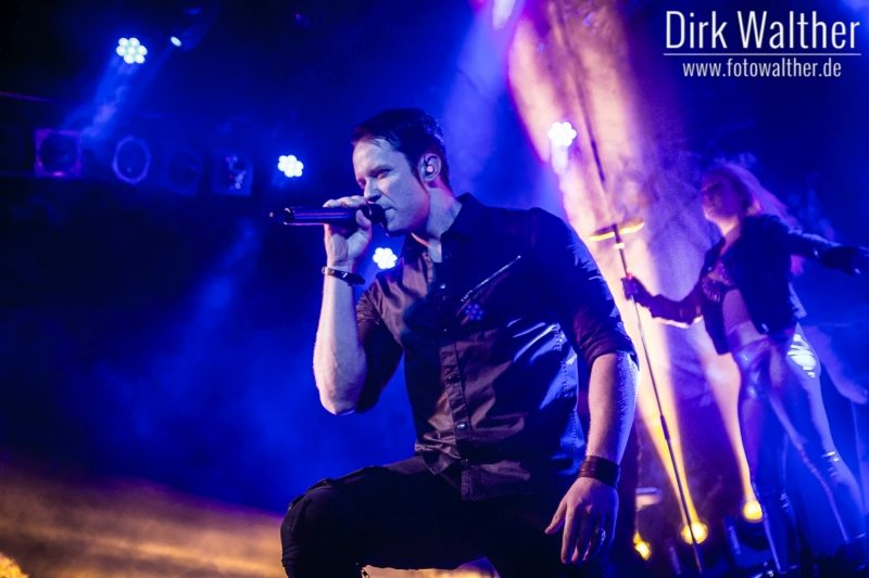 Kamelot - Haven European Tour 2015