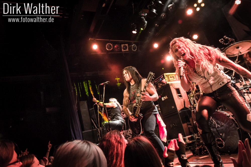 Kobra And The Lotus Us Tour