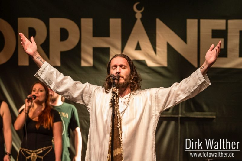 Orphaned Land - Christuskirche Bochum