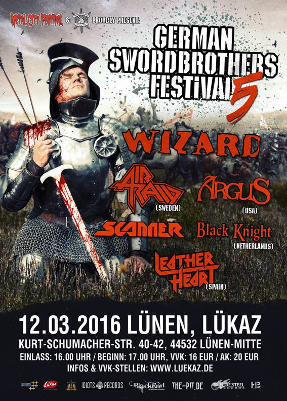 German Swordbrothers Festival 5