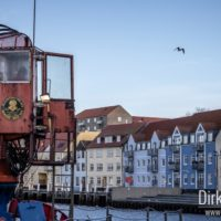 Hafenkran Sonderborg