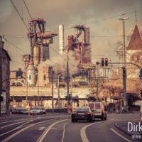 Industriestadt Duisburg
