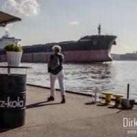 Fähranleger Hamburg Blankenese
