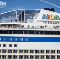 Hafenrundfahrt Hamburg Aida
