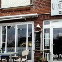 Burger-Restaurant Quintings auf Fehmarn