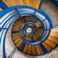 Flügger Leuchtturm Treppe