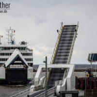 Hafen von Puttgarden
