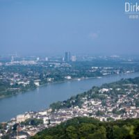 Blick auf Bonn