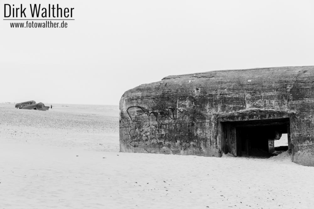 Bunker in Sondervig