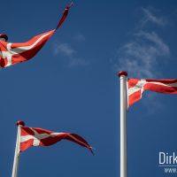 Fahnenmasten Dänemark
