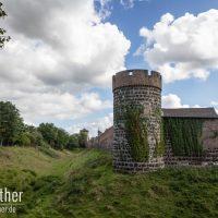 Burg Friedestrom - Krötschenturm Stadt Zons