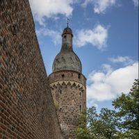 Burg Friedestrom - Juddeturm Stadt Zons