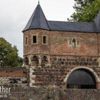 Burg Friedestrom - Zolltor Stadt Zons