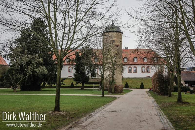Burg Ockstadt / Schloss Frankenstein