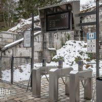 Eingangsbereich Schloss Neuschwanstein