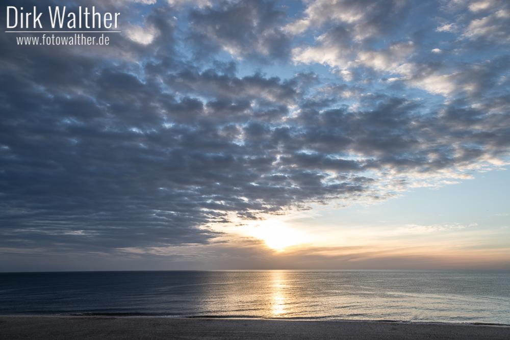 Sonnenuntergang in Kampen