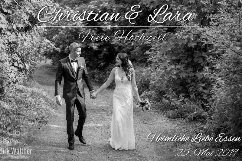 Freie Hochzeit Cristian & Lara
