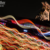 Zeche Zollverein Speed Of Light